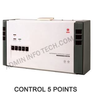 SN CONTROL 5 POINT